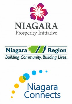 Funded in part by Niagara Region through the Niagara Prosperity Initiative