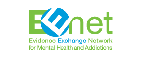 Evidence Exchange Network for Mental Health and Addictions logo