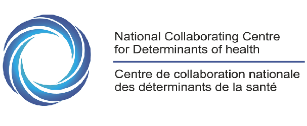 national collaborating centre for determinants of health logo